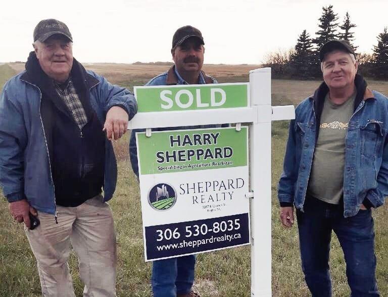 9,855 Acres Near Cando, SK SOLD!