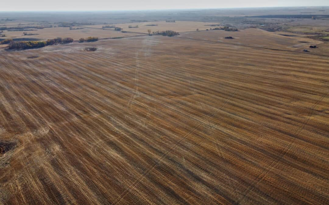 7,888 Acre Mixed Farm with Yards For Sale Near Melita, MB