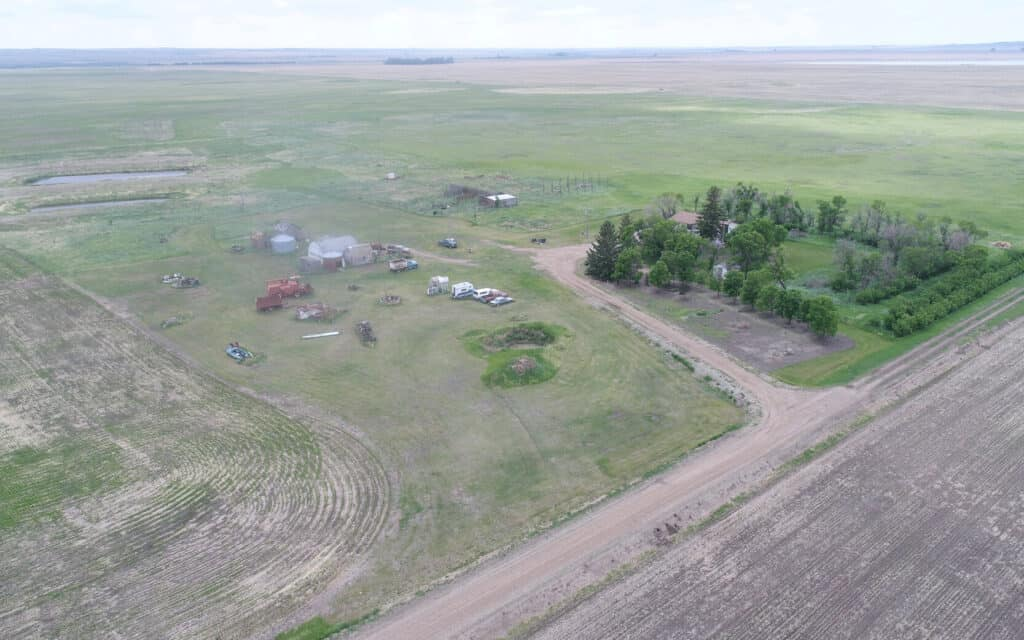 NEW LISTING – 1,458 Sq Ft, 6 Bed, and 2.5 Baths near Khedive, SK!