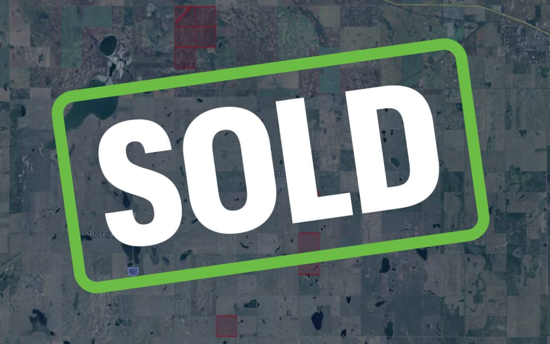 SOLD – 9 Quarters near Pennant, SK!