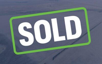 SOLD – 159 Acres Near Sedley, SK!