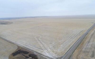 PRICE REDUCTION – 464 Acres Near Eston, SK!