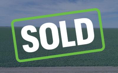 SOLD – 5,956 Acres Near Lake Diefenbaker, SK!